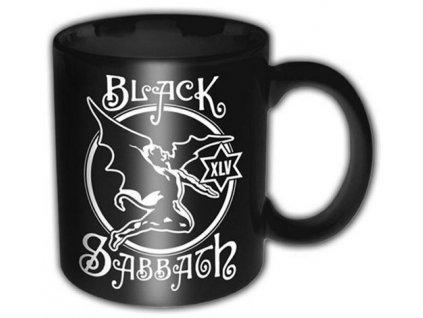 Keramický hrnek Black Sabbath: 45th Anniversary (320 ml)