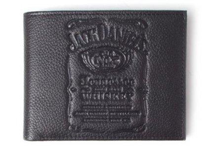 Kožená peněženka Jack Daniel's: Logo (11 x 9,5 cm)