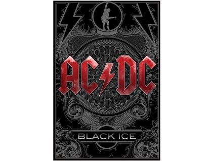 PLAKÁT 61 x 91,5 cm/AC/DC  BLACK ICE/150 gr