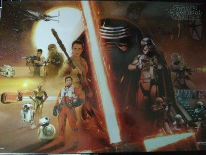 Pracovní podložka na stůl Star Wars