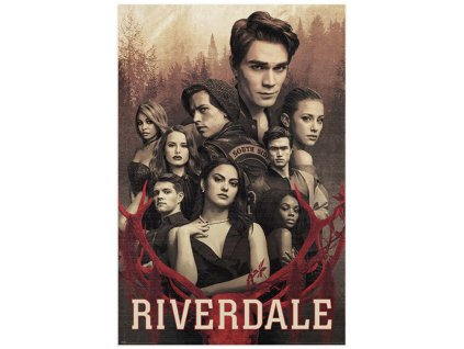 Plakát Riverdale (Netflix): Let The Game Begin (61 x 91,5)
