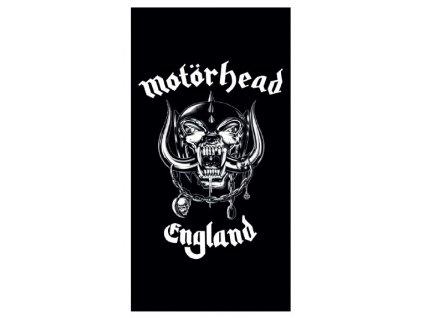 Osuška - ručník Motörhead: Logo (150 x 75 cm) bavlna