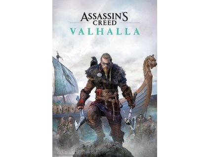 Plakát Assassin's Creed Valhalla: Standard Edition (61 x 91,5 cm)