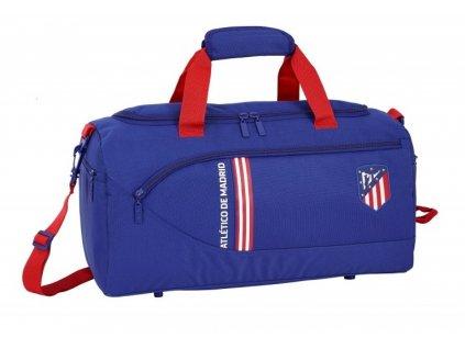 Sportovní taška Atletico Madrid blue střední