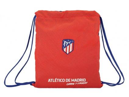 Vak Atletico Madrid červený 35x40 cm