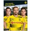 Kalendář Borussia Dortmund 2018 nástěnný 34x44 cm