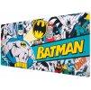 Herní podložka na stůl DC Comics|Batman: Comics Graphics (80 x 35 cm)