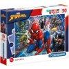 Puzzle Marvel: Spiderman 30 dílků (33,5 x 23,5 cm)