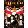 Kalendář 2022: Queen (A3 29,7 x 42 cm)