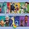 Oficiální kalendář 2022 Pixar: SQ (30 cm x 30 60 cm)