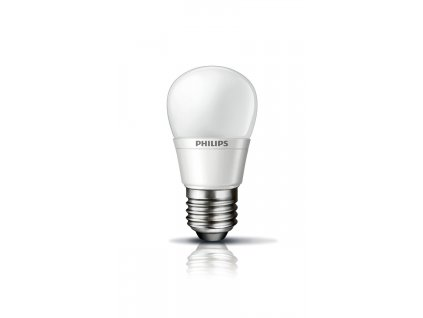 LED žárovka Philips 3W (15W) E27 P45 WW FR
