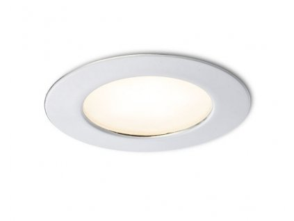 Svítidlo INEZ R chrom 12= LED 3W 120° IP44 3000K - RED - DESIGN RENDL
