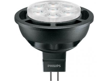 LED žárovka Philips 6,5W (35W) GU5.3 WW MR16 DIM