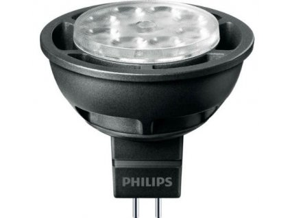 LED žárovka Philips 6,5W (35W) GU5.3 WH DIM