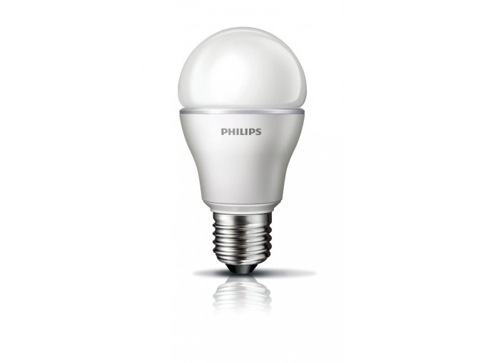 LED žárovka Philips 5W (25W) E27 A55 WW FR