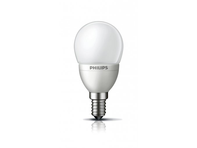 LED žárovka Philips 3W (15W) E14 P45 WW FR DIM