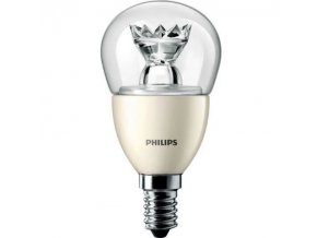 LED žárovka Philips 6W (40W) E14 WW P48 CL DIM