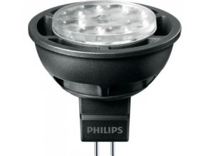 LED žárovka Philips 6,3W (35W) GU5.3 CW MR16 DIM