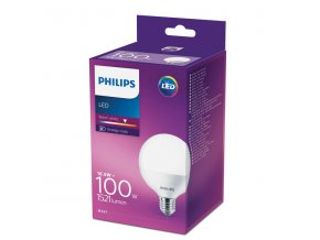 LED žárovka Philips 15W (100W) E27 WW FR