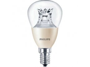 LED žárovka Philips 4W (25W) E14 WW P48 DIM