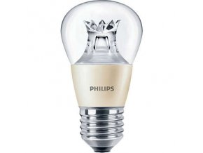 LED žárovka Philips 4W (25W) E27 WW P48 DIM