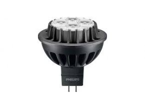 LED žárovka Philips 8W (50W) GU5.3 WH MR16 DIM
