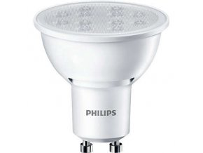 LED žárovka Philips 5W (50W) GU10 WH