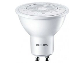 LED žárovka Philips 6,5W (65W) GU10 WH
