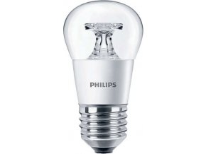 LED žárovka Philips 4W (25W) E27 WW P48