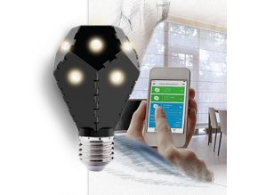 LED žárovka Nanoleaf Smart Ivy