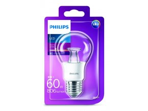 LED žárovka Philips 8W (60W) E27 Lotus