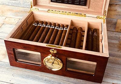Humidore - Lagerung von Zigarren