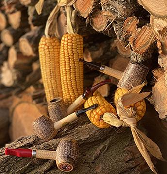 Maiskolbenpfeifen
