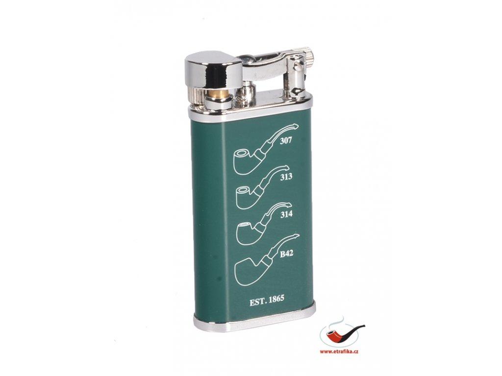33245 pfeifenfeuerzeug peterson green system pipe lighter 117
