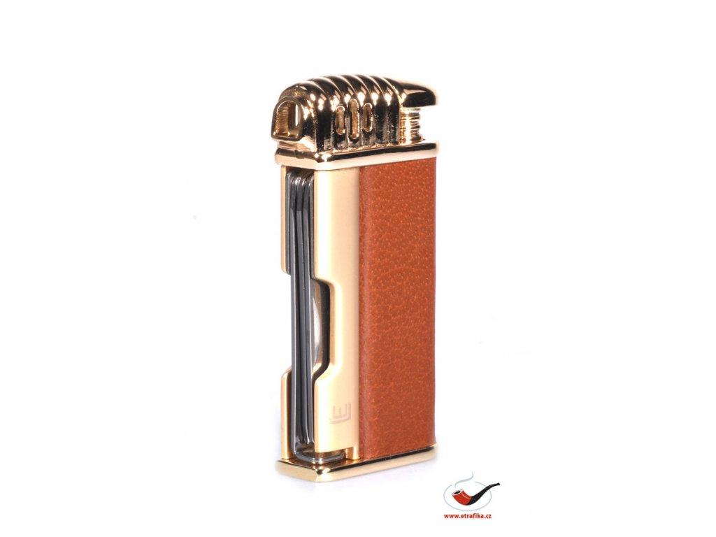 12353 3 pfeifenfeuerzeug winjet tool gold chrom