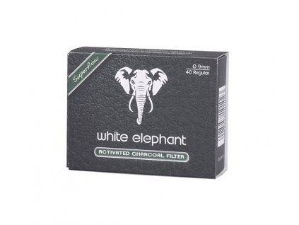 35261 pfeifenfilter aktivkohle white elephant we40ac9c 9mm 40