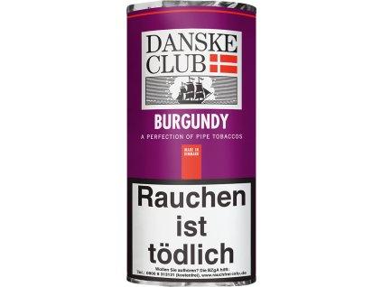 Danske club burgundy XB148 50 DE FRONT copy