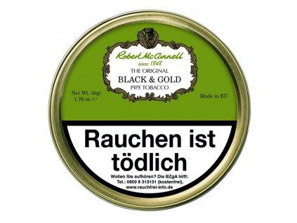 Robert McConnell Black & Gold 50g