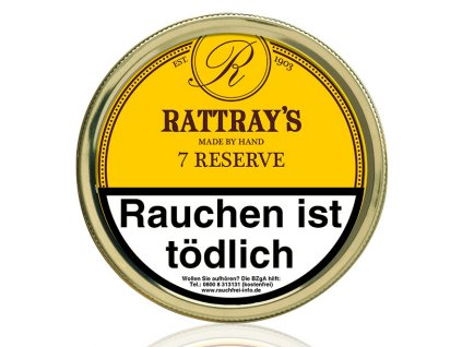 Rattrays 7 Reserve 50g