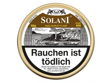 Solani Aged Burley Flake Blend 656 50g