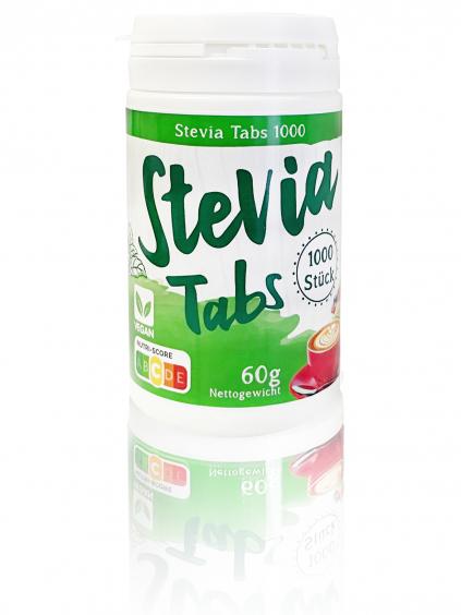 Steviola - Stévia tablety 1000tbl.