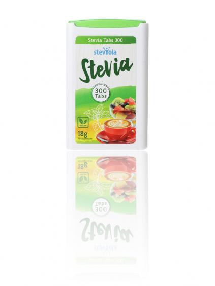 254 steviola stevia tablety v davkovaci 300 tbl