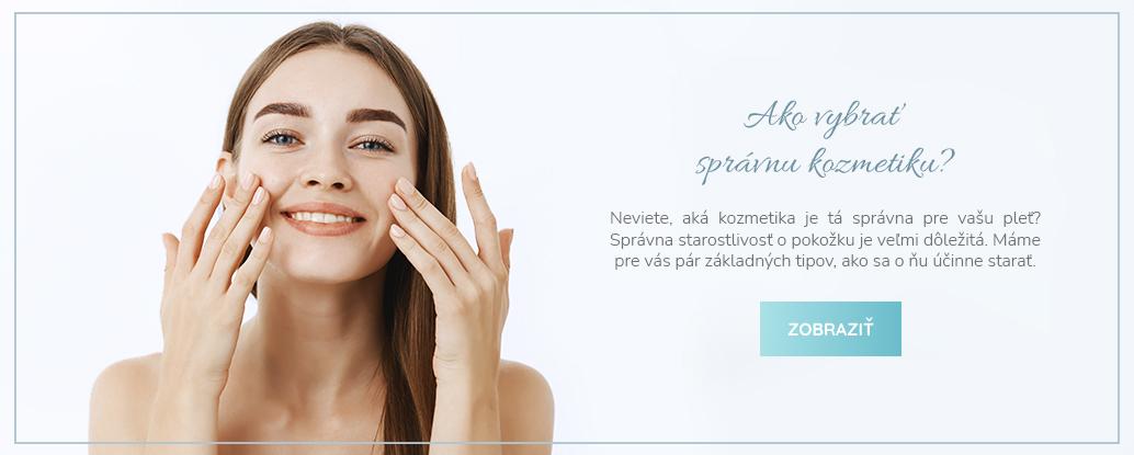 Jak vybrat správnou kosmetiku