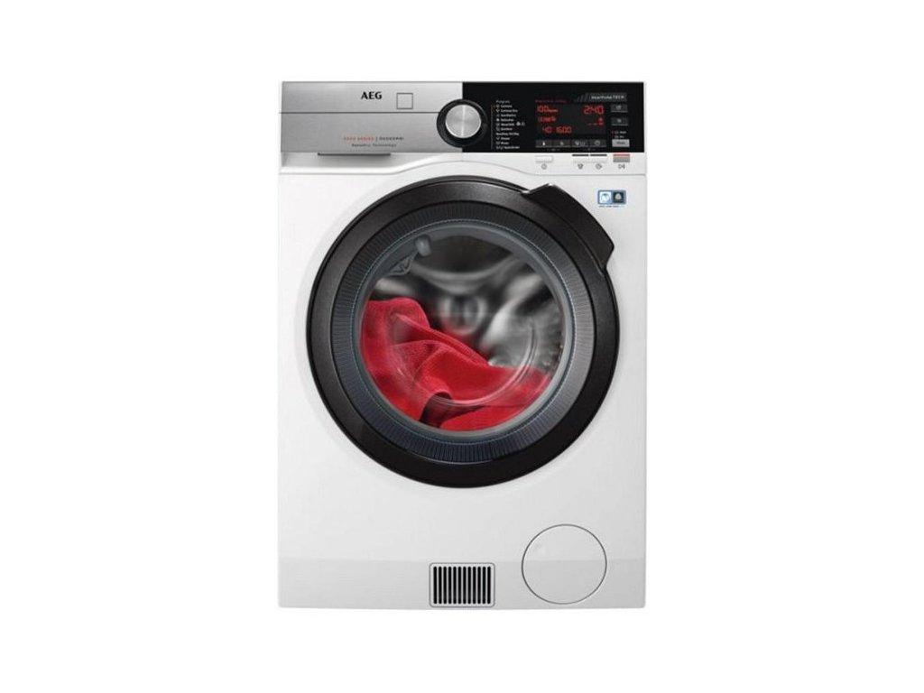 Pračka/sušička AEG SensiDry® L9WBC61B  + CASHBACK 3000,- Kč po registraci na www.aeg.cz + vak na jemné prádlo