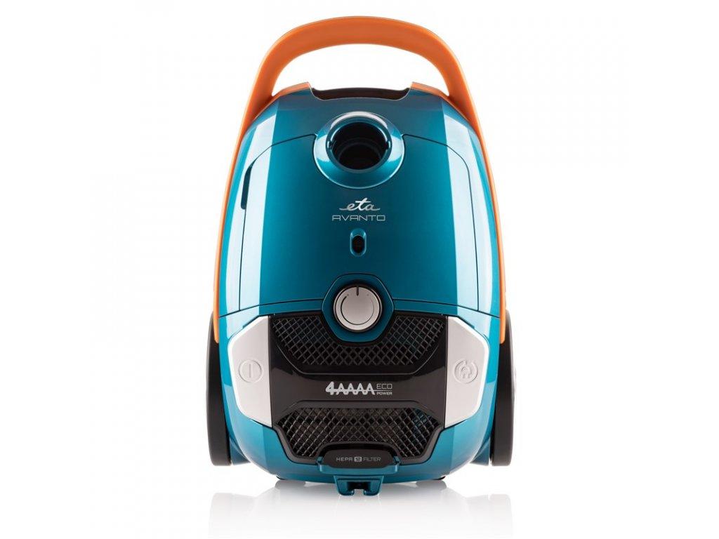 Vysavač ETA Avanto AAAA 3519 90010  + balení filtrů ETA Ebag Originál + prodloužená záruka 5 let na motor po registraci