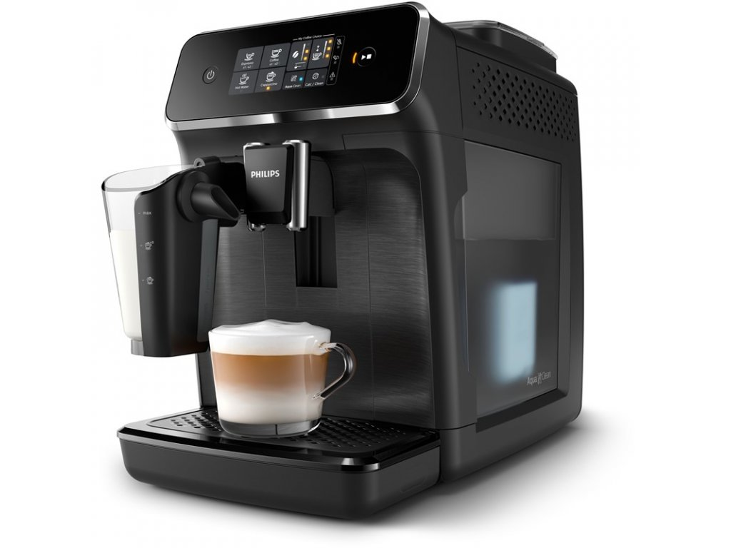 Espresso Philips EP2230/10  + termoskleničky na espresso + 1 kg kávy