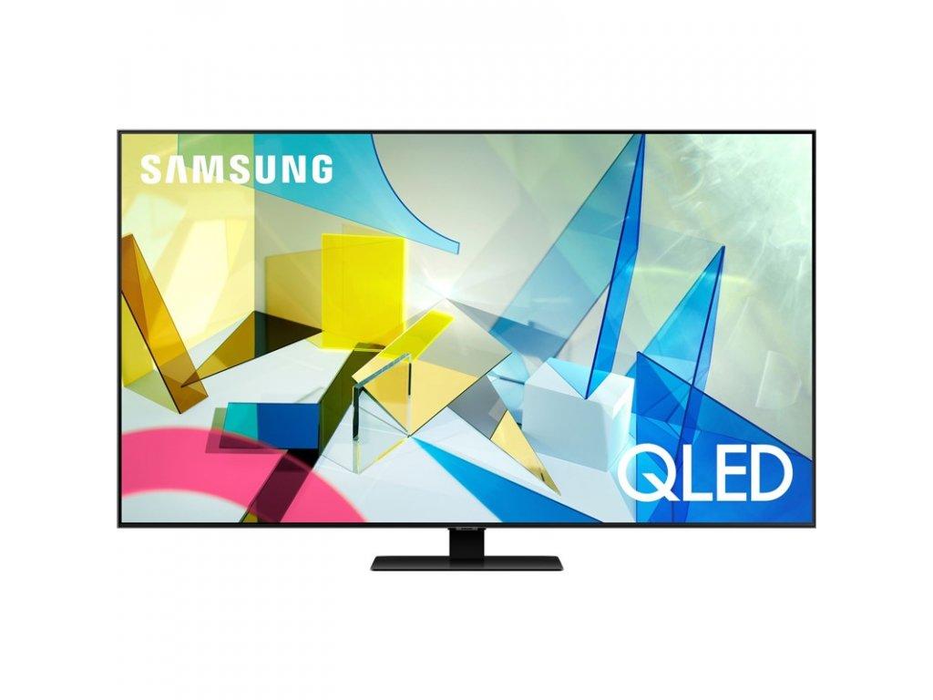 Televize Samsung QE55Q80TA  + FLASH DISK