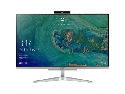 "Počítač All In One Acer Aspire C22-865 21.5"", 1920 x 1080, i3-8130U, 4GB, 1TB, DVD±R/RW, UHD 620, bez OS"