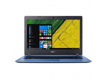 "Ntb Acer Aspire 1 (A114-32-C57A) Celeron N4100, 4GB, 64GB, 14"", Full HD, bez mechaniky, Intel UHD 600, BT, CAM, W10 S + Office 365 Personal na rok zdarma - modrý"
