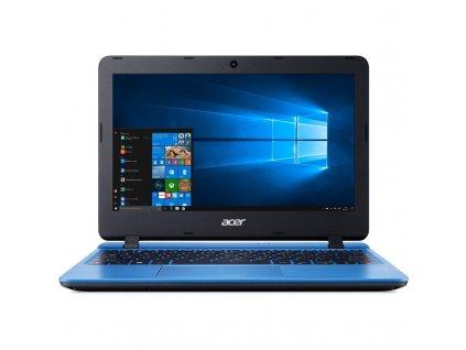 """Ntb Acer Aspire 1 (A111-31-C82K) Celeron N4000, 4GB, 64GB, 11.6"""", HD, bez mechaniky, Intel UHD 600, BT, CAM, W10 S  - modrý"""